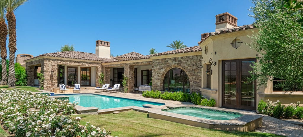 Custom home for sale, Indian Wells, Toscana Country Club