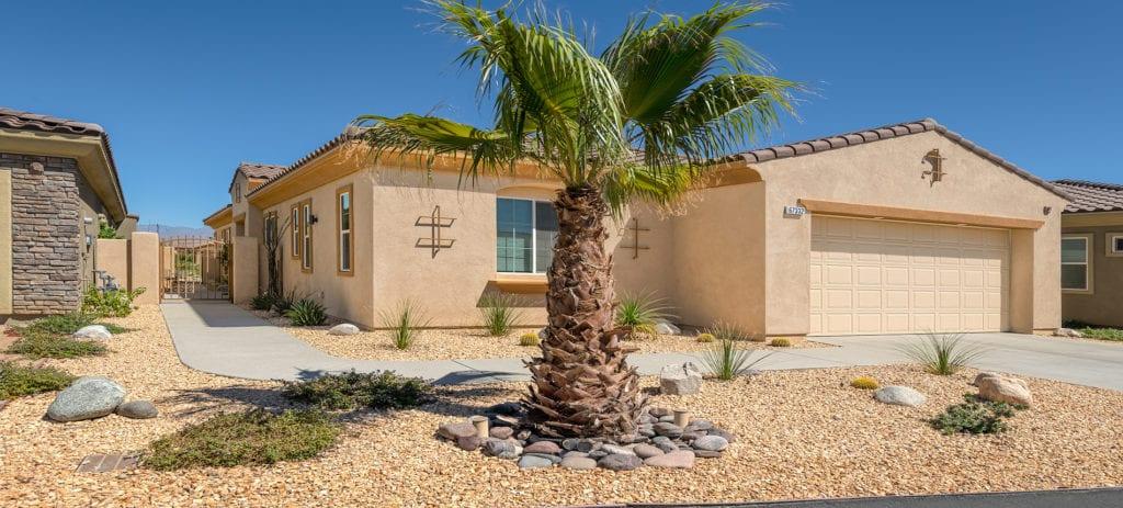 palm springs home in desert princess